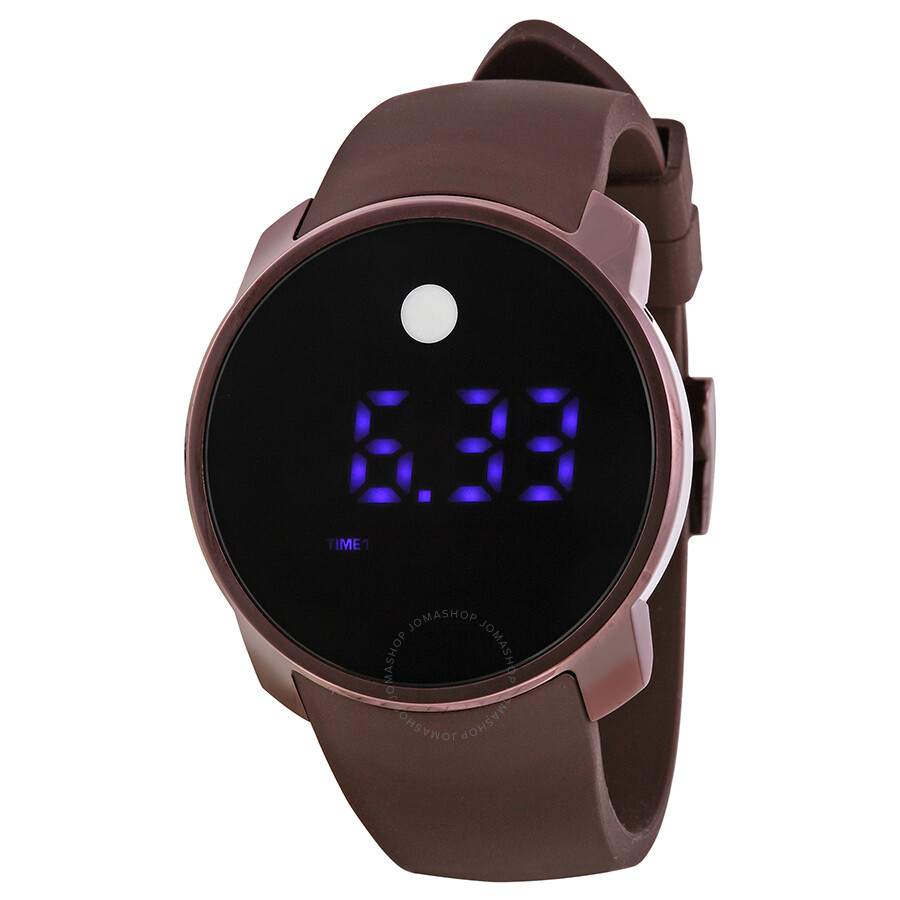movado bold touch screen instructions