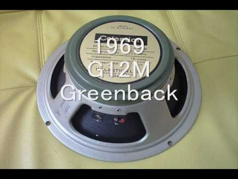 Chinese celestion greenback how to know