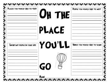 Pdf oh the places you ll go
