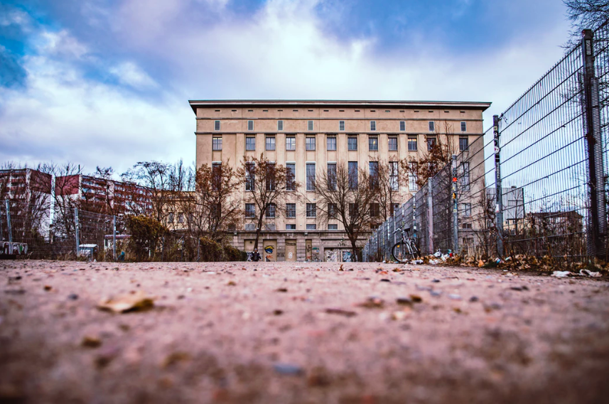 Berghain club berlin how to get in