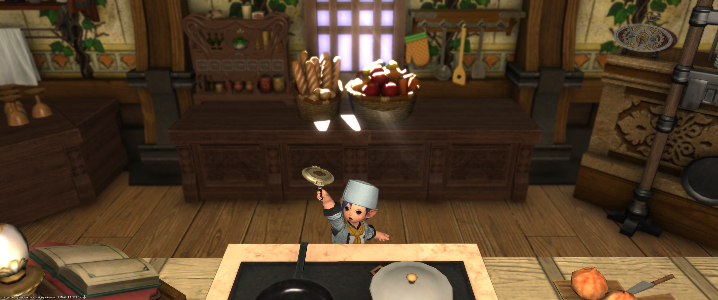 Ff14 how to cook bacon bread