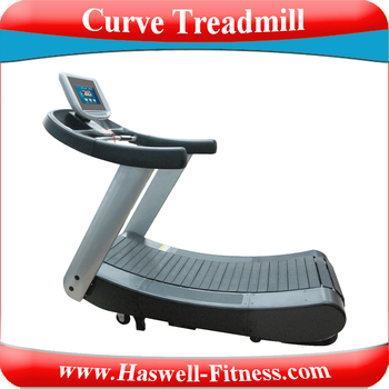 Woodway curve manual treadmill price
