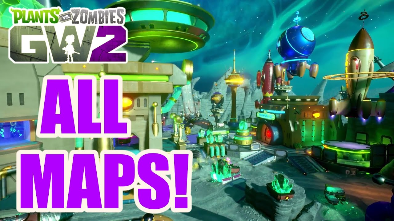 Plants vs zombies 2 how to play multiplayer