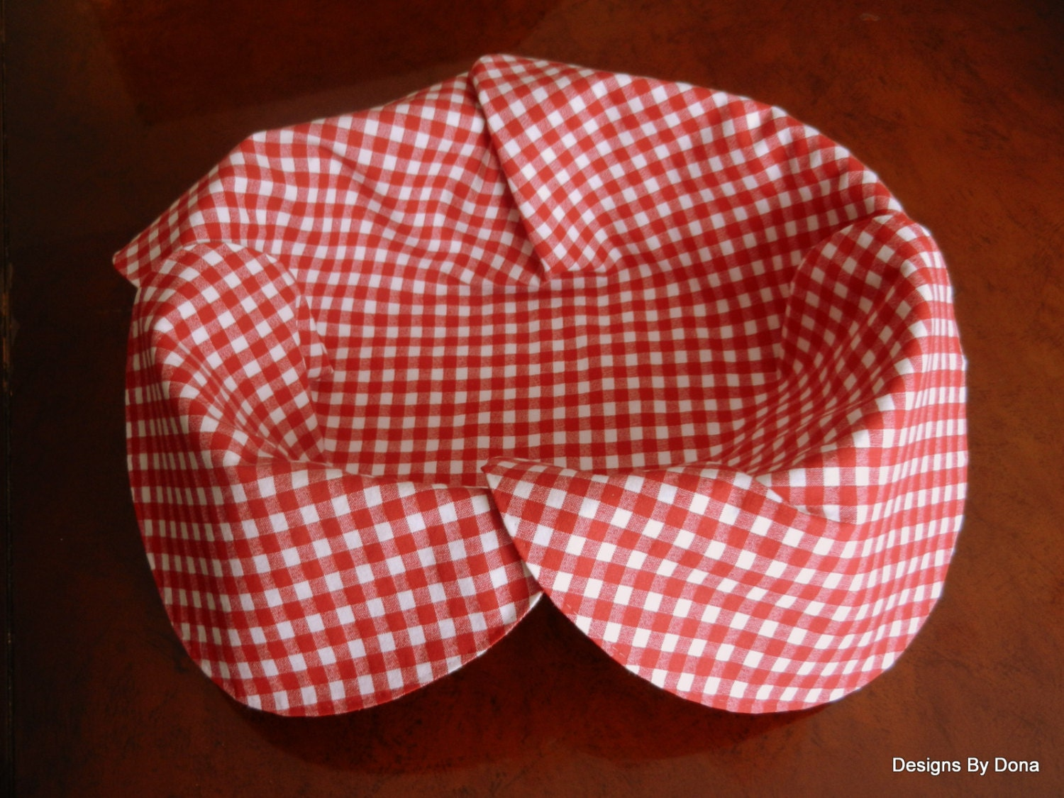 fabric bread basket instructions