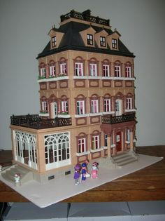playmobil house instructions 5300